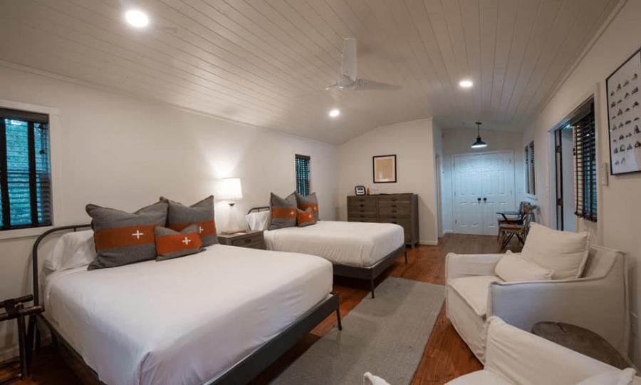 Lodging, Dahlonega Resort and Vineyard